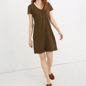NWT MADEWELL Northside Vintage Shirt Dress SZ S